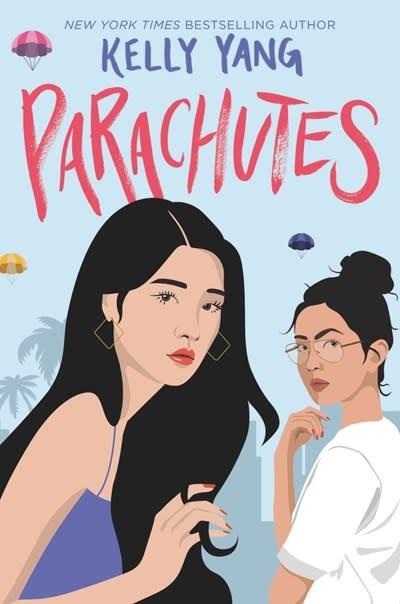 Katherine Tegen Books Parachutes