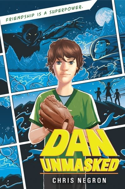 HarperCollins Dan Unmasked