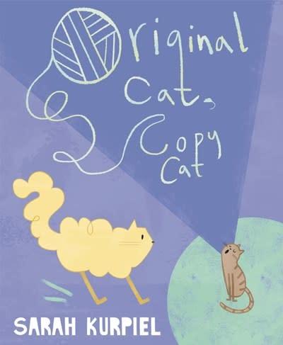 Greenwillow Books Original Cat, Copy Cat