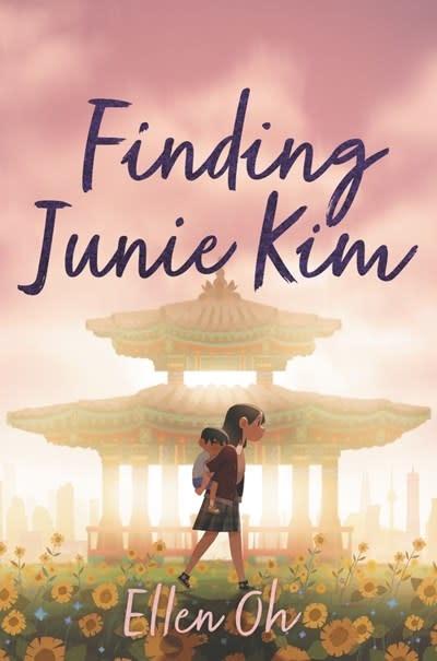 HarperCollins Finding Junie Kim
