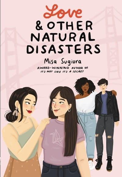 HarperTeen Love & Other Natural Disasters
