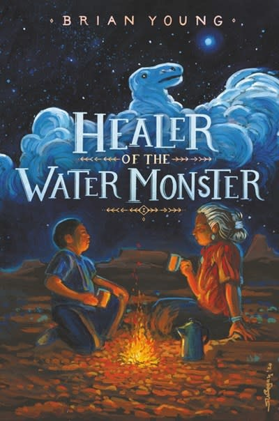 Heartdrum Healer of the Water Monster