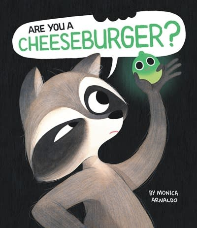 Katherine Tegen Books Are You a Cheeseburger?
