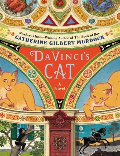 Greenwillow Books Da Vinci's Cat