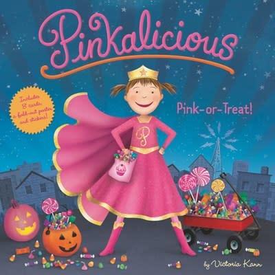 HarperCollins Pinkalicious: Pink or Treat!