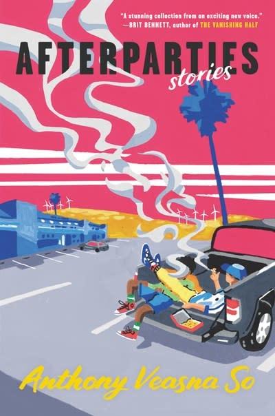 Ecco Afterparties: Short stories