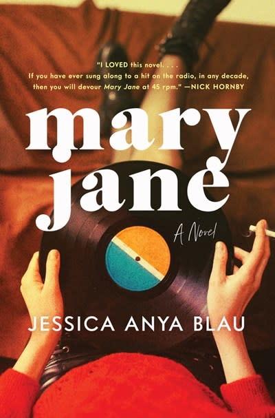Custom House Mary Jane
