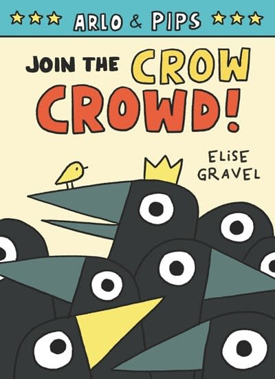 HarperAlley Arlo & Pips #2: Join the Crow Crowd!