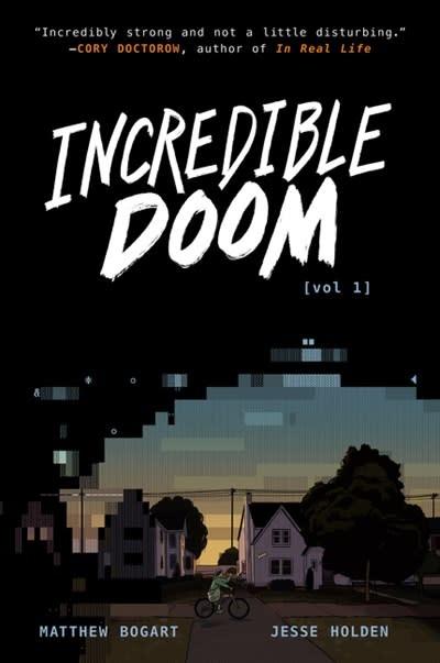 HarperAlley Incredible Doom