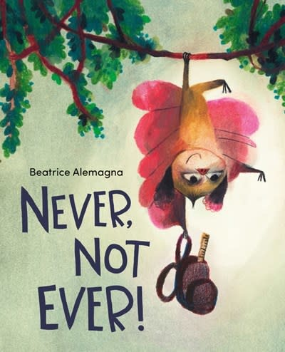 HarperCollins Never, Not Ever!