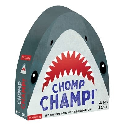 Mudpuppy Chomp Champ! Game