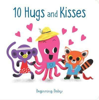 Chronicle Books Chronicle Baby: 10 Hugs & Kisses