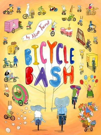 Chronicle Books Bicycle Bash