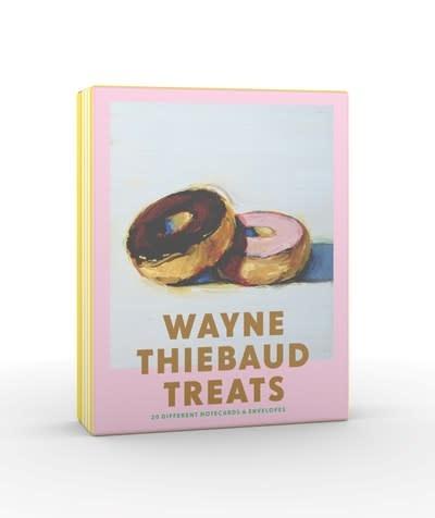 Chronicle Books Wayne Thiebaud Treats
