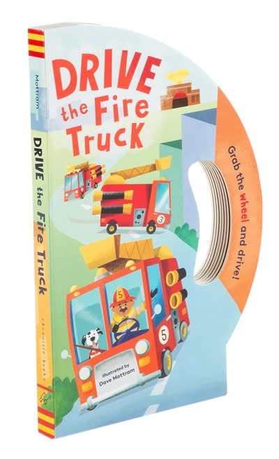 Chronicle Books Drive the Fire Truck