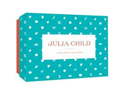 Princeton Architectural Press Julia Child Notecards