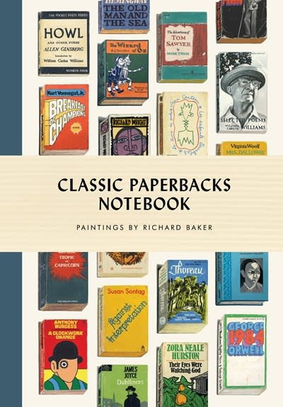 Princeton Architectural Press Classic Paperbacks Notebook