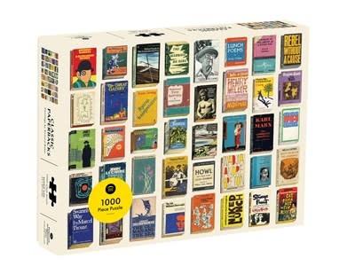 Princeton Architectural Press Classic Paperbacks 1000 Piece Puzzle