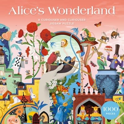 Laurence King Publishing The World of Alice in Wonderland