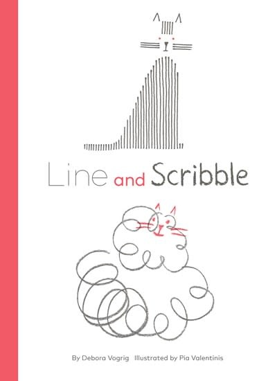 Chronicle Books Line and Scribble