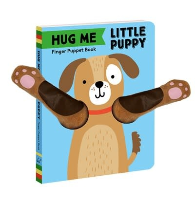 Chronicle Books Hug Me Little Puppy: Finger Puppet Book
