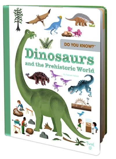 Twirl Do You Know?: Dinosaurs and the Prehistoric World