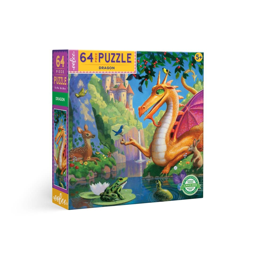 Dragon (64 Piece Puzzle)