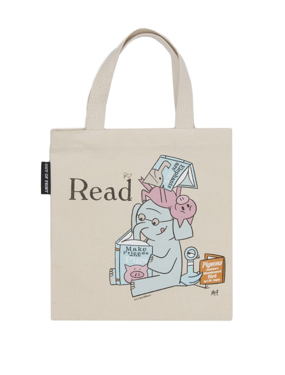 Out of Print Elephant and Piggie Kids Tote