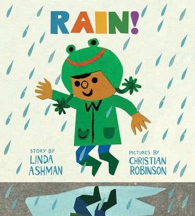 HMH Books for Young Readers Rain! (Board Book)