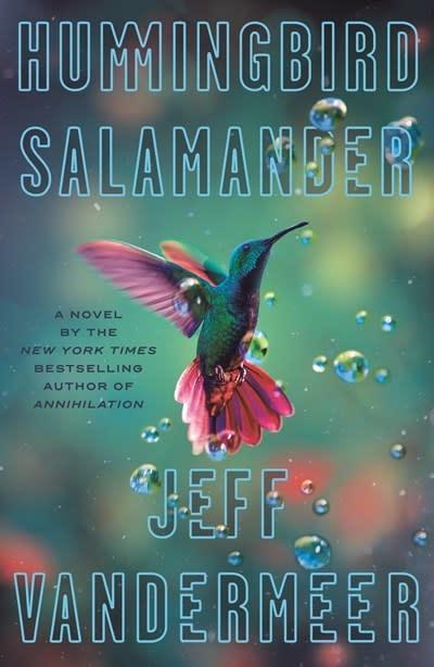MCD Hummingbird Salamander: A novel