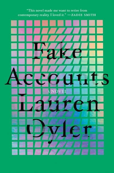 Catapult Fake Accounts: A novel