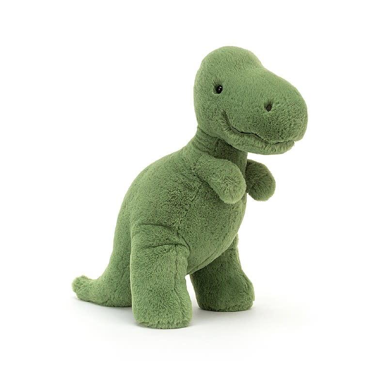 Jellycat Fossilly T-Rex (Medium Plush)
