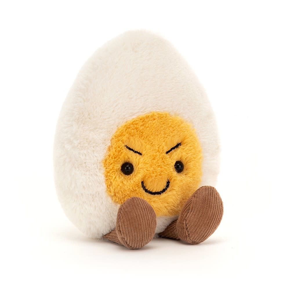 Jellycat Boiled Egg Mischevious (Small Plush)