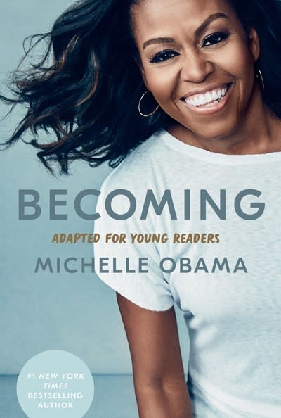 Delacorte Books for Young Readers Becoming: Adapted for Young Readers