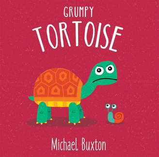 Kane Miller Grumpy Tortoise