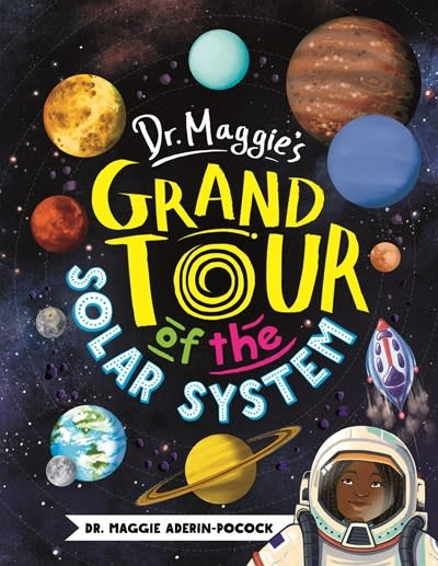 Kane Miller Dr. Maggie's Grand Tour of the Solar System