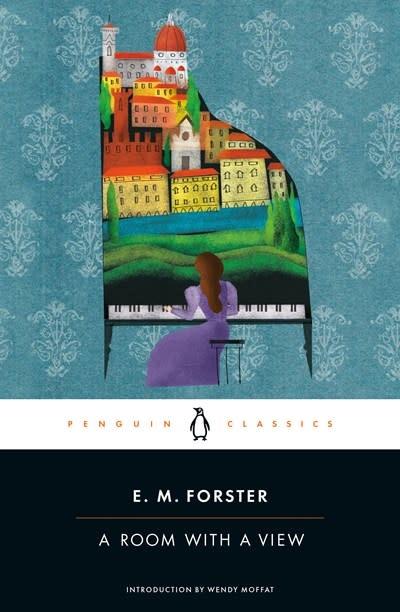 Penguin Classics A Room with a View (Penguin Classics)