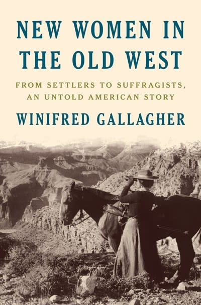 Penguin Press New Women in the Old West