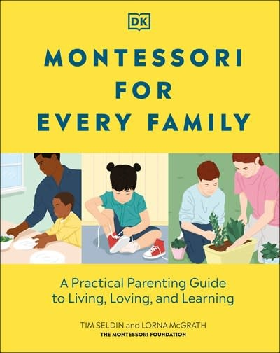 DK Montessori for Every Family