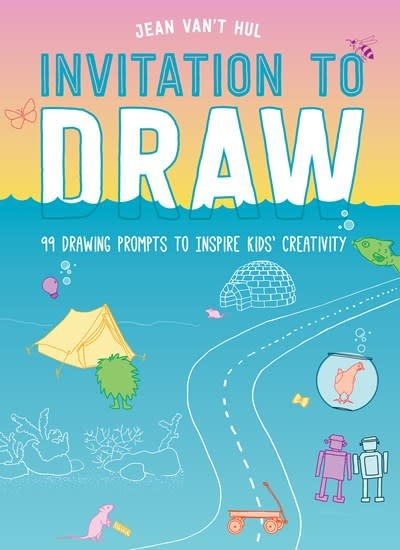 Roost Books Invitation to Draw
