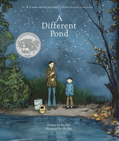 Capstone Young Readers A Different Pond