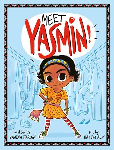 Picture Window Books Meet Yasmin!