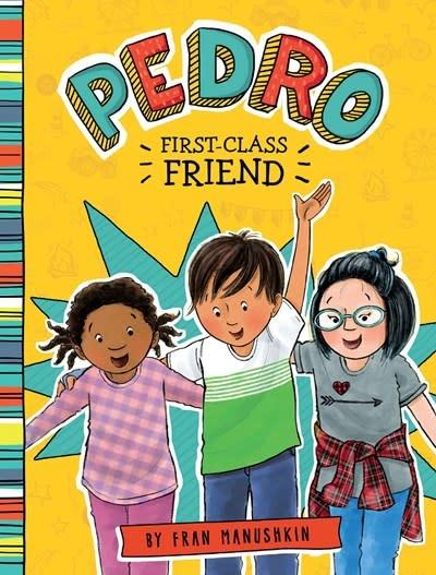 Picture Window Books Pedro, First-Class Friend