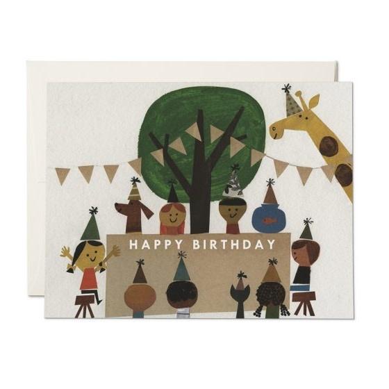 Birthday Party (Birthday Card)