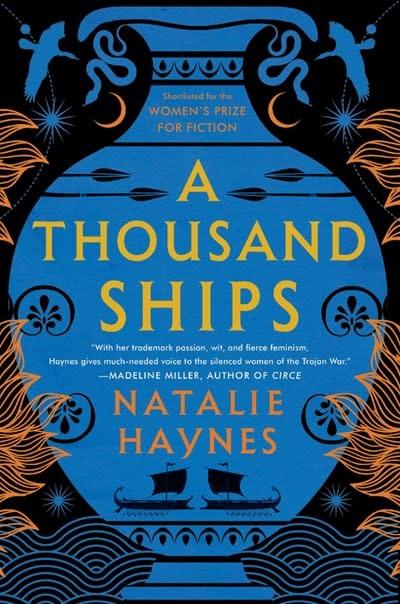 HarperCollins A Thousand Ships
