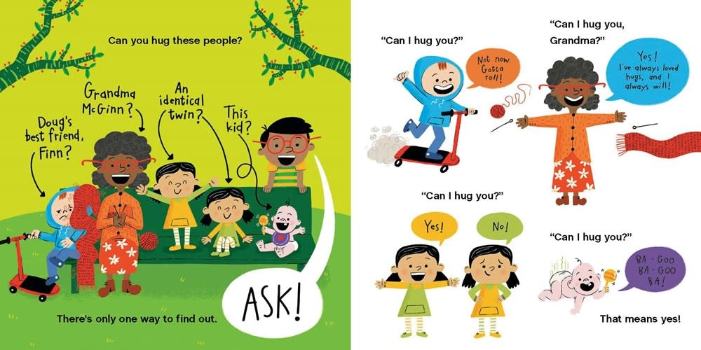 G.P. Putnam's Sons Books for Young Readers Don't Hug Doug