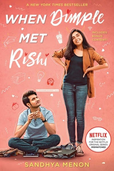 Simon & Schuster Books for Young Readers When Dimple Met Rishi
