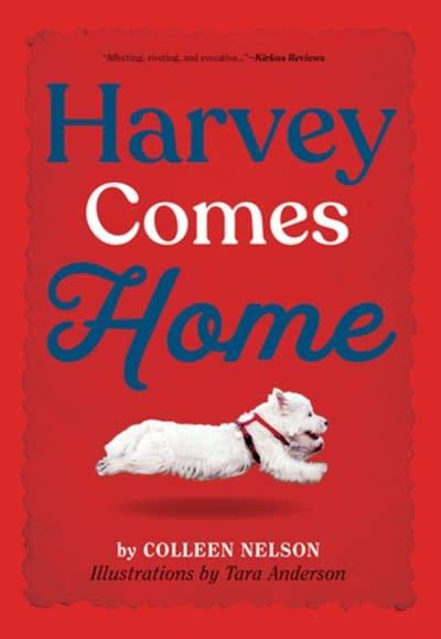 Pajama Press Harvey Comes Home