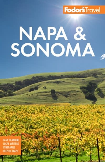 Fodor's Travel Fodor's Napa & Sonoma
