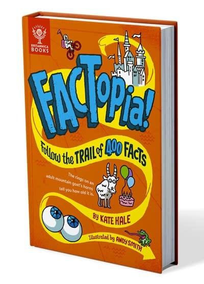 Britannica Books FACTopia!